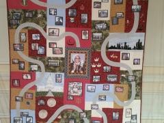 rosaparks quilt 1