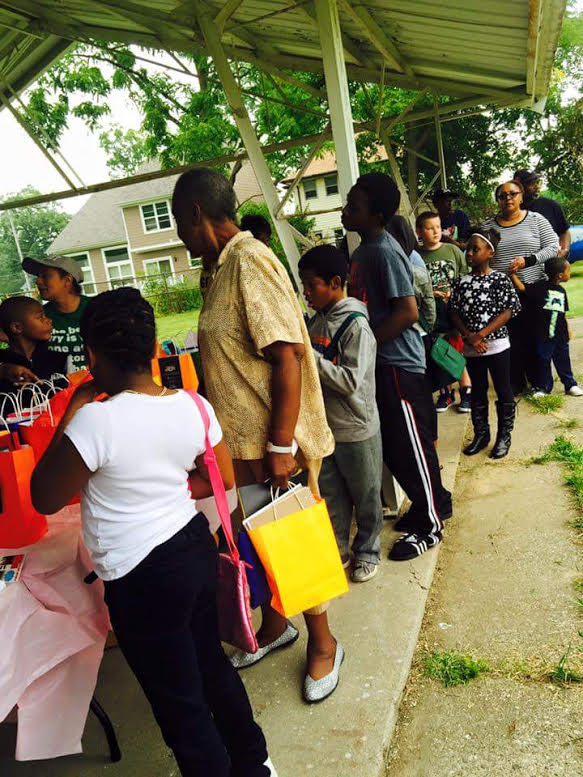 Hustleface Productions RRPISD back to school event12