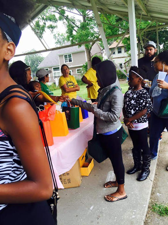 Hustleface Productions RRPISD back to school event15