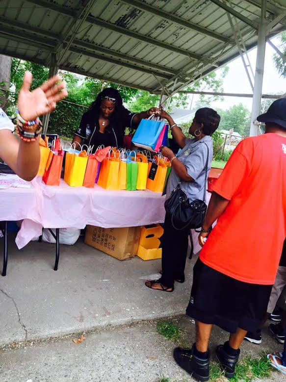 Hustleface Productions RRPISD back to school event7