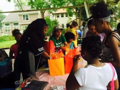 Hustleface Productions RRPISD back to school event13
