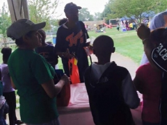 Hustleface Productions RRPISD back to school event16