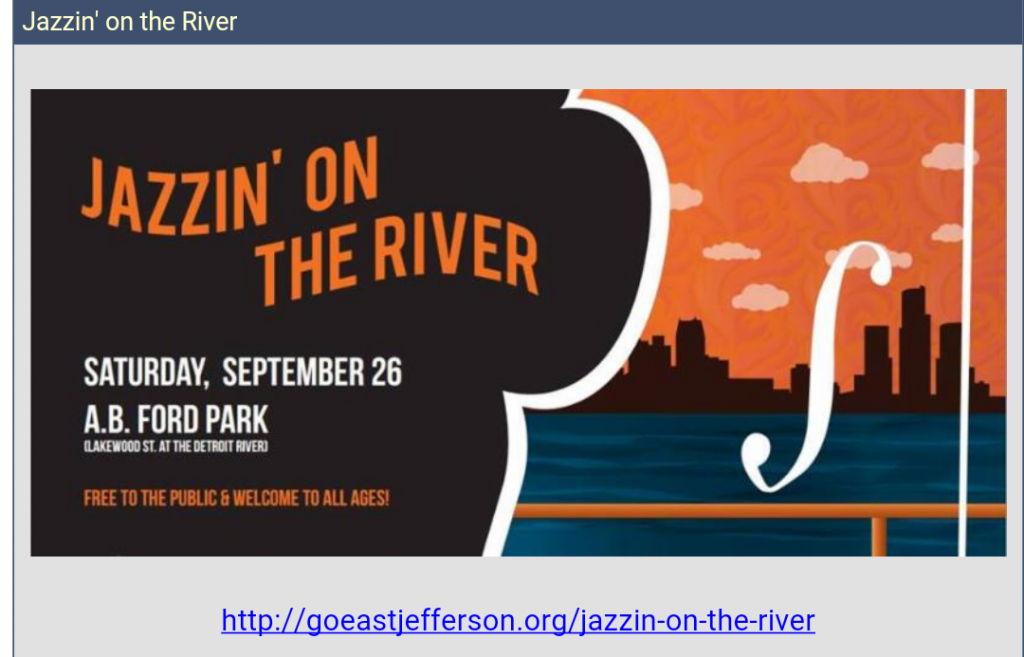 Jazz on River