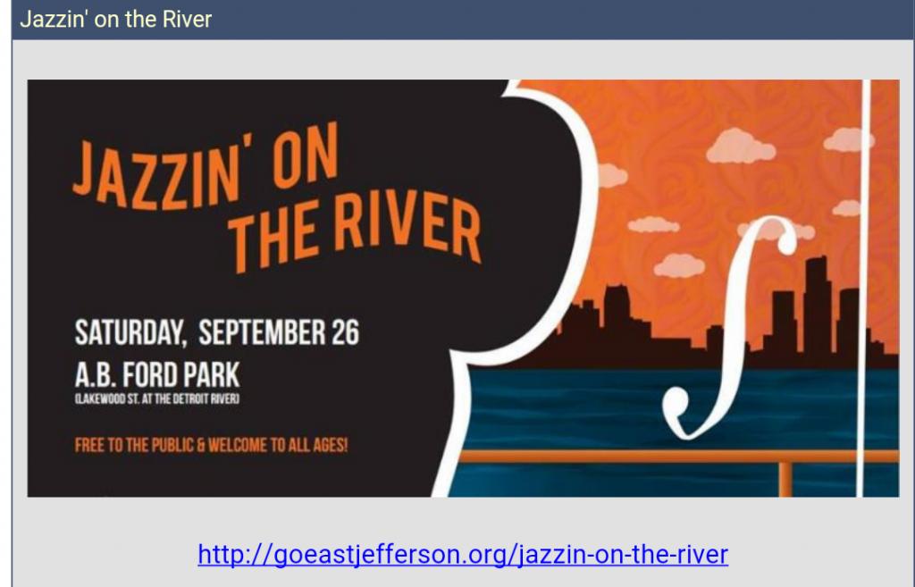 Jazz on River