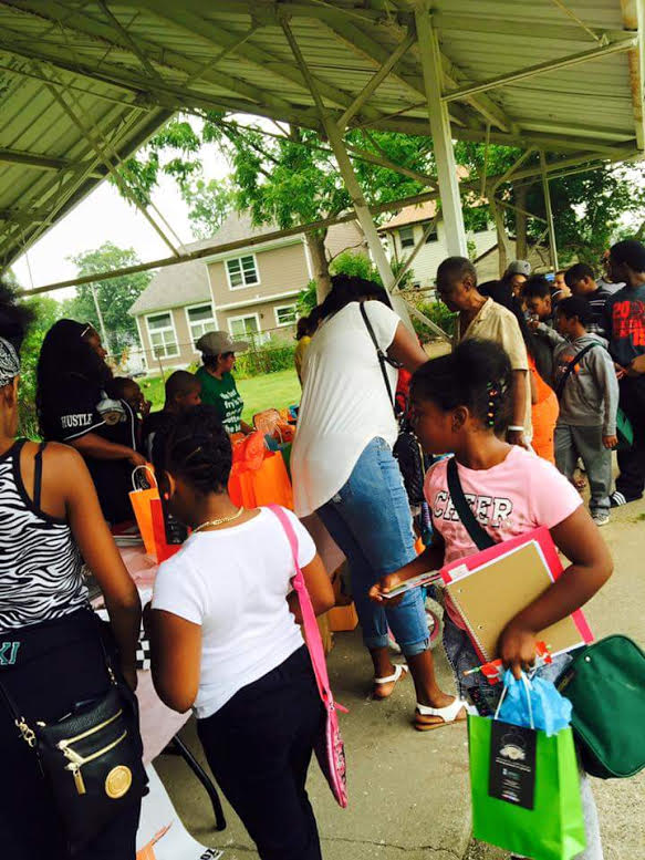 Hustleface Productions RRPISD back to school event11