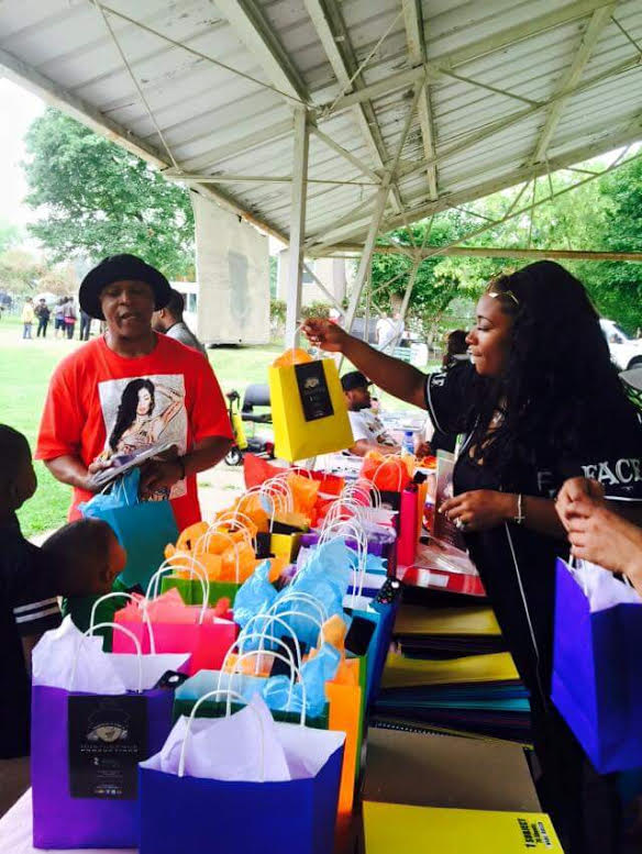 Hustleface Productions RRPISD back to school event6