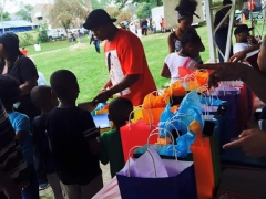 Hustleface Productions RRPISD back to school event8